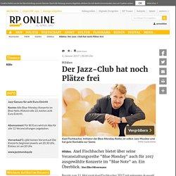 Hilden: Der Jazz-Club hat noch Plätze frei