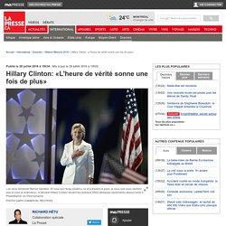Hillary Clinton (plate-forme électorale)