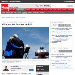 Hillary et les femmes de Bill