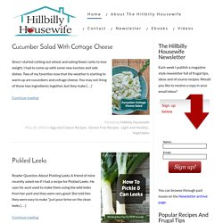 Hillbilly Housewife | Low Cost Home Cooking from Scratch