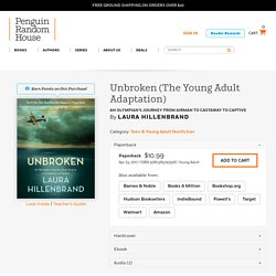 Unbroken (The Young Adult Adaptation) by Laura Hillenbrand: 9780385742528
