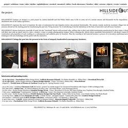 Hillsideout - antique art design
