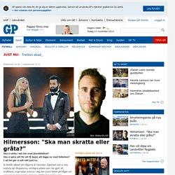"""Hilmersson: """"Ska man skratta eller gråta?"""" - Fotboll"""