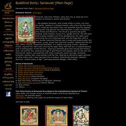 Himalayan Art: Buddhist Deity: Sarasvati (Main Page)