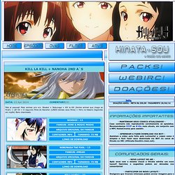 ~ Hinata Sou ~ A pensão dos animes!