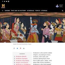 Hinduism - Origins, Facts & Beliefs