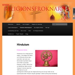 Religionsfroknarna.se