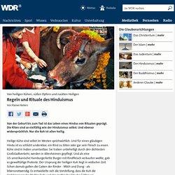 Von heiligen Kühen, süßen Opfern und nackten Heiligen - Hinduismus - Weltreligionen - Dossiers - WDR