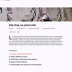 Hip Hop au pluri.elle - Mélo