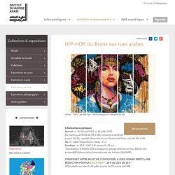 HIP-HOP, du Bronx aux rues arabes