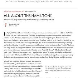 Hip-Hop Hamilton