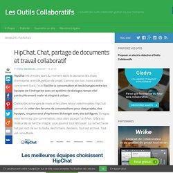 HipChat. Chat, partage de documents et travail collaboratif