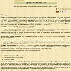 Hipermedia/Multimedia