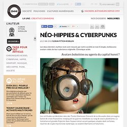 Néo-hippies & cyberpunks » Article » OWNI, Digital Journalism