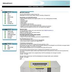 Wii ombouw met chip voor DVD kopietjes - Den Helder Alkmaar Schagen Hippolytushoef Den Oever Hoorn Heerhugowaard Julianadorp Bergen Enkhuizen - Hollands Kroon