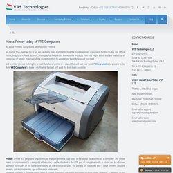 Printer Rentals - Rent a Printer - Copier Rent