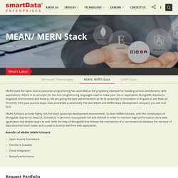 Hire MEAN/MERN Full Stack Developer at Best Rate