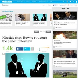 Hireside chat: How to structure the perfect interview