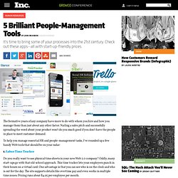 5 Tools for HR, Hiring & Project Management