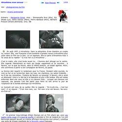 Hiroshima mon amour de Alain Resnais