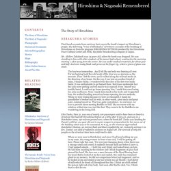 Hiroshima and Nagasaki Remembered: The Story of Hiroshima