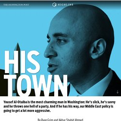 His Town - The Huffington Post