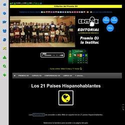Los 21 Países Hispanohablantes