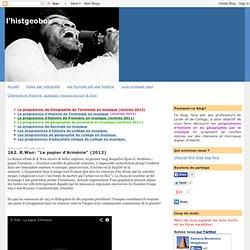 """262. R.Wan: """"Le papier d'Arménie"""" (2012)"""