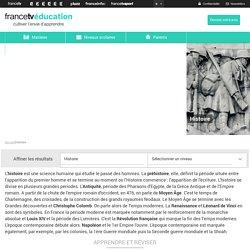 Histoire / education.francetv.fr