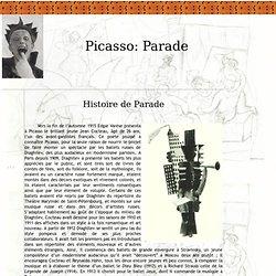 histoire de Parade