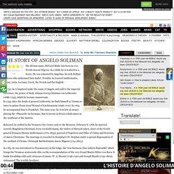 1721 L'histoire de Mmadi-Make alias ANGELO SOLIMAN
