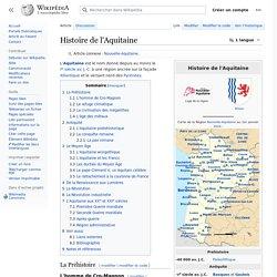 Histoire de l'Aquitaine