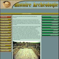 Histoire et archéologie : L'étude des mosaïques