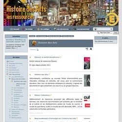 Histoire des Arts - [Histoire des arts dans l'académie de Lyon]