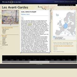 Histoire des Arts Européens