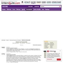 Histoire de l'Automobile - L'Internaute Magazine