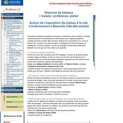 Histoire de bateaux-Archives13.fr