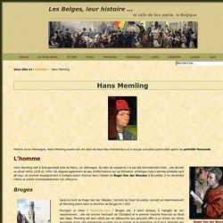 Hans Memling - Histoire des Belges et de la Belgique - Célébrités
