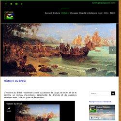 Histoire du Brésil - Brasil Passion