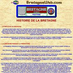 histoire de la bretagne - bretagneweb.com