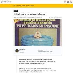 L'histoire de la caricature en France