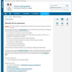 Histoire de la caricature-Histoire-géographie-Éduscol