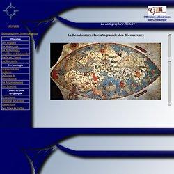 histoire de la cartographie