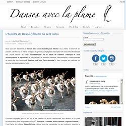 L'histoire de Casse-Noisette en sept dates