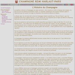 Histoire du Champagne