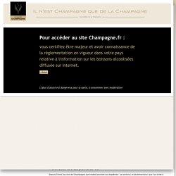 Histoire du vin de Champagne un vin rare historique vin de Champagne