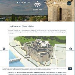 Histoire - Château d'Amboise
