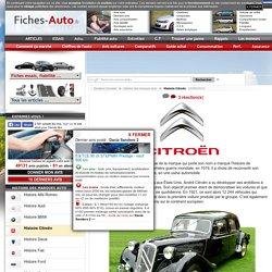 Histoire Citroën - ...