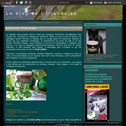 Histoire de l'Irish Coffee - Le blog de l'Irlandaise