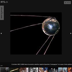 Brève histoire de la conquête spatiale - rts.ch - Gagarine